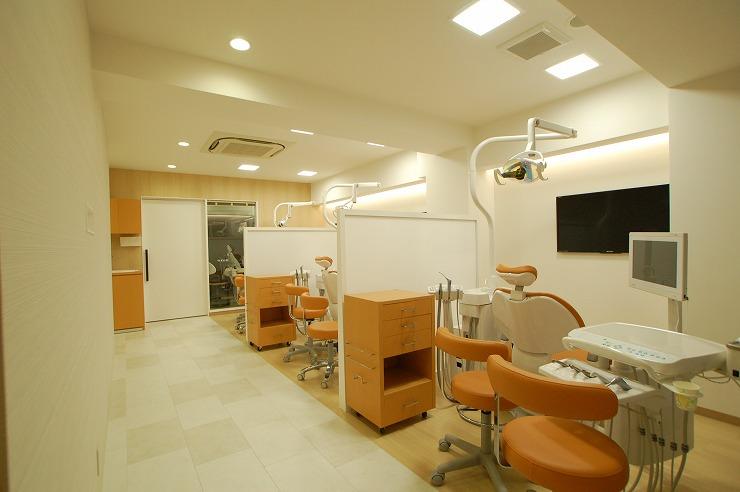 歯科医院 診察室